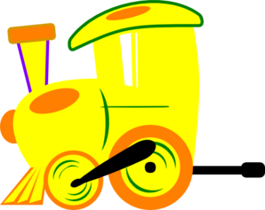 Train Caboose Clipart
