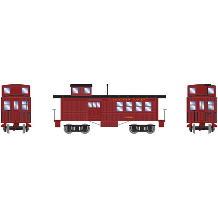 450x450 Ho Drover's Caboose, Cpr