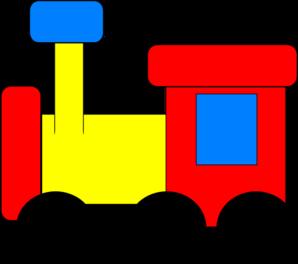 298x264 Little Blue Train Clip Art High Quality Clip Art Image