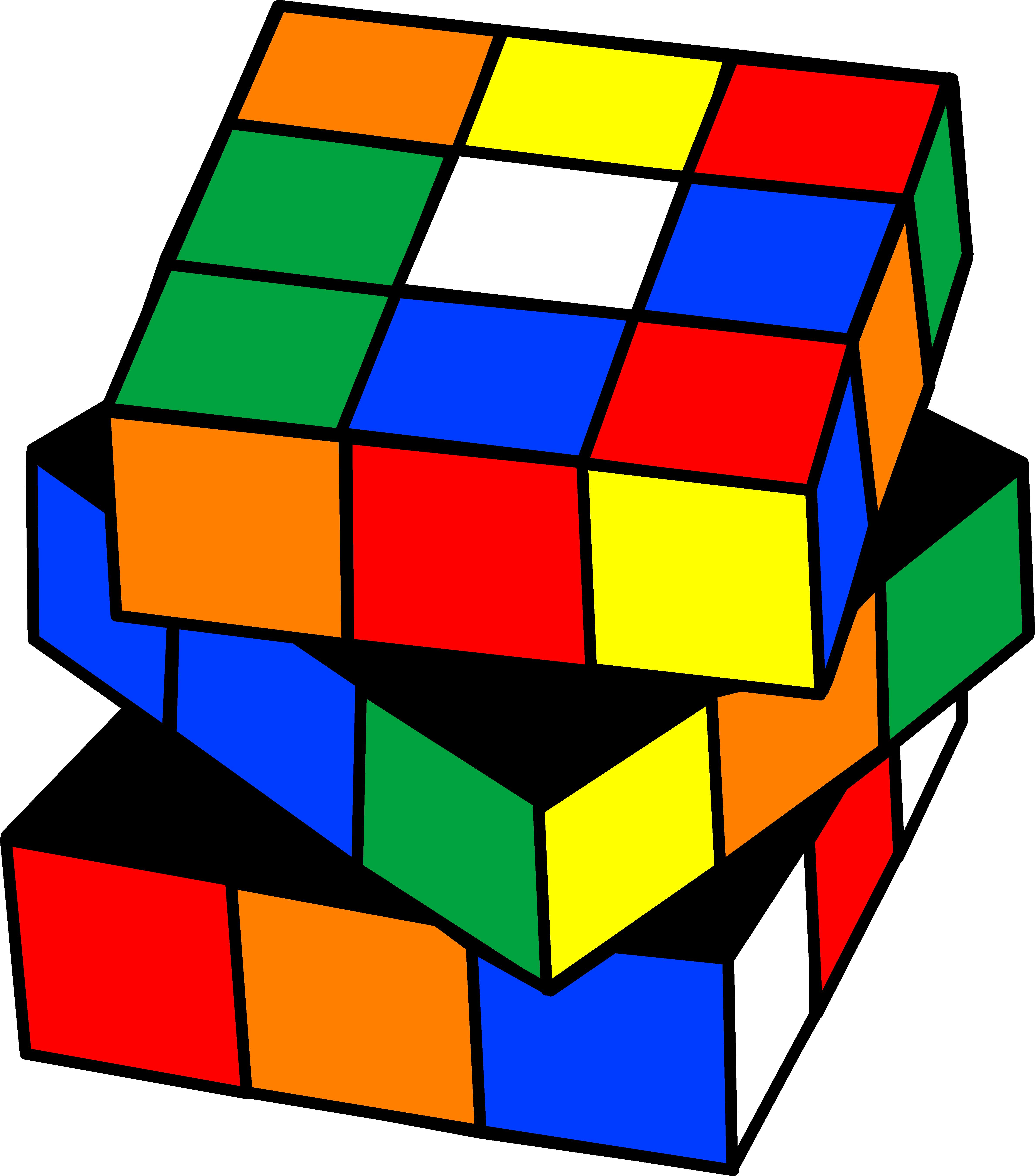 4753x5401 Train Clipart Cube