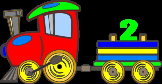 570x295 Train Clip Art