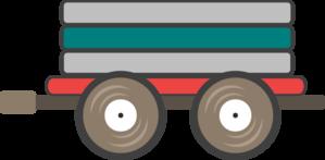 299x147 Loco Train Car Clip Art