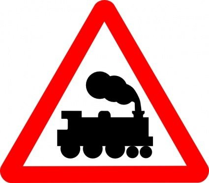 425x373 Top 68 Rail Clip Art
