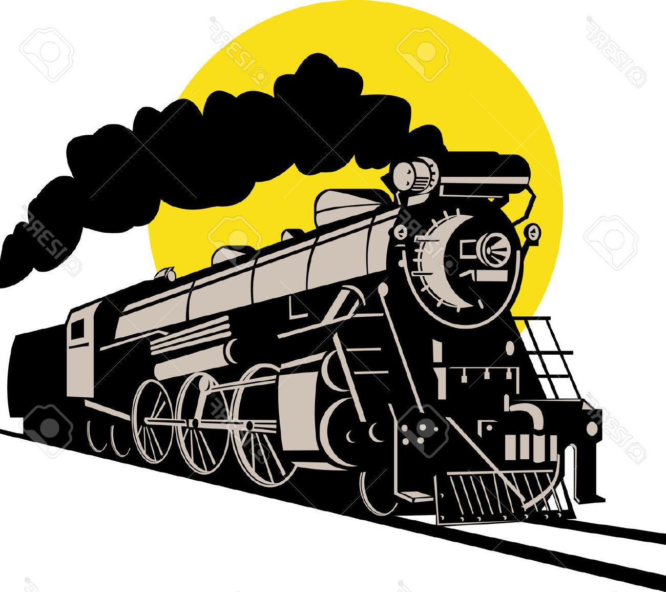 1300x1155 Unique Train Clipart Vintage Pictures