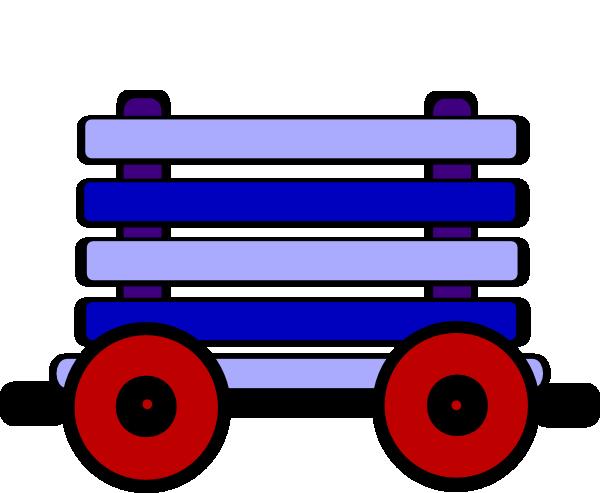 600x493 Loco Train Carriage Yellow Clip Art