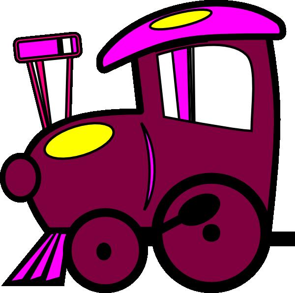 600x596 Loco Train Clip Art