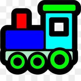 260x260 Train Rail Transport Thomas Black And White Clip Art