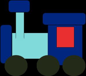 300x265 Train Clipart Train Station Clip