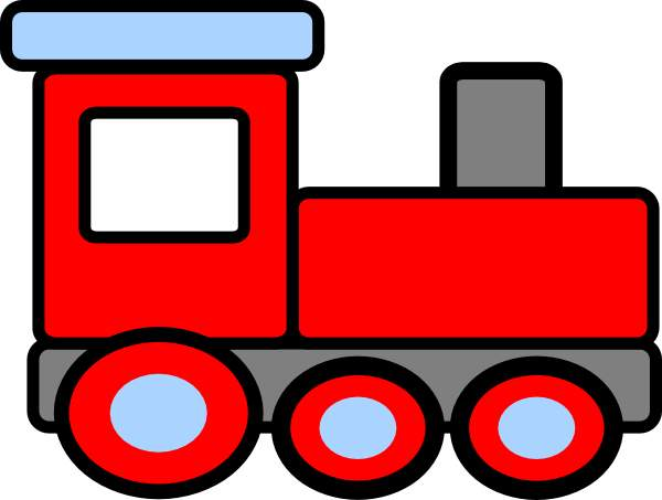 600x453 Train Clip Art Black And White Free Clipart Images