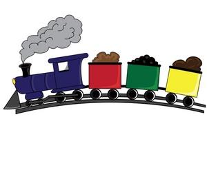 300x269 Free Train Clipart Clipartandscrap