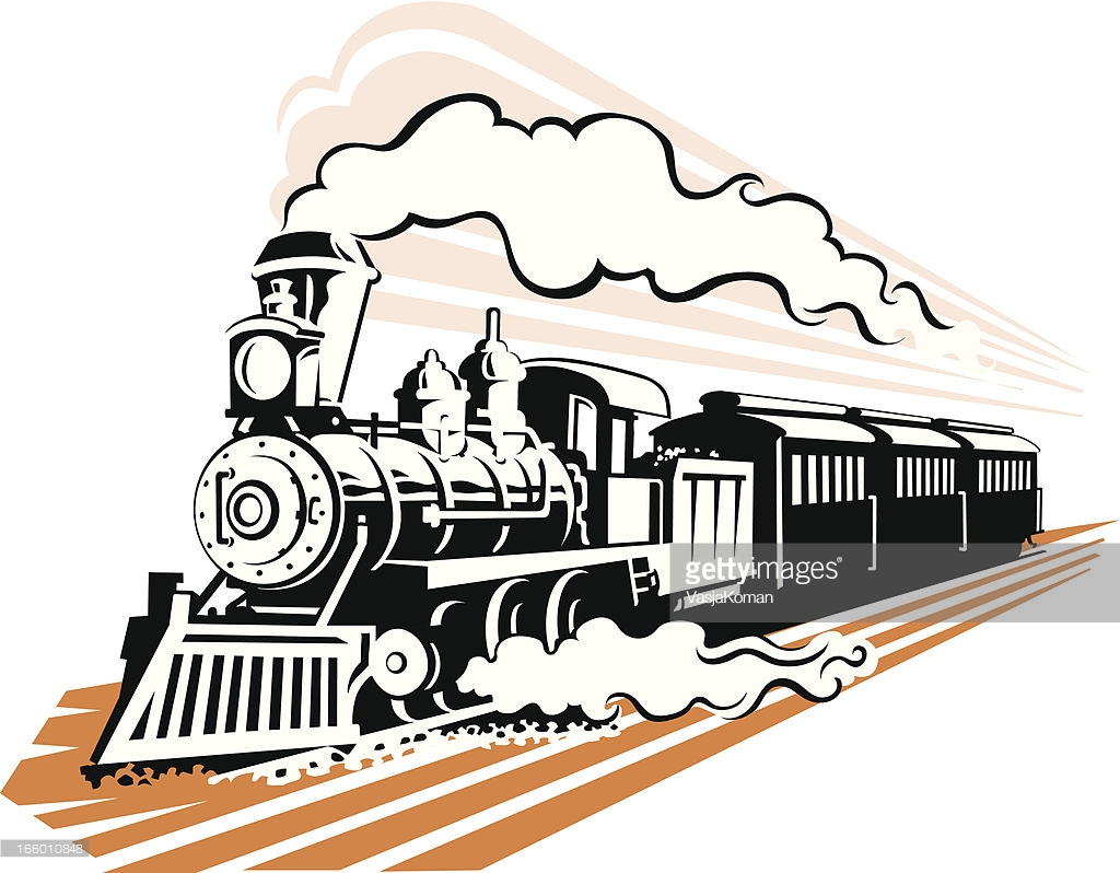 1024x798 Locomotive Clipart Old Train