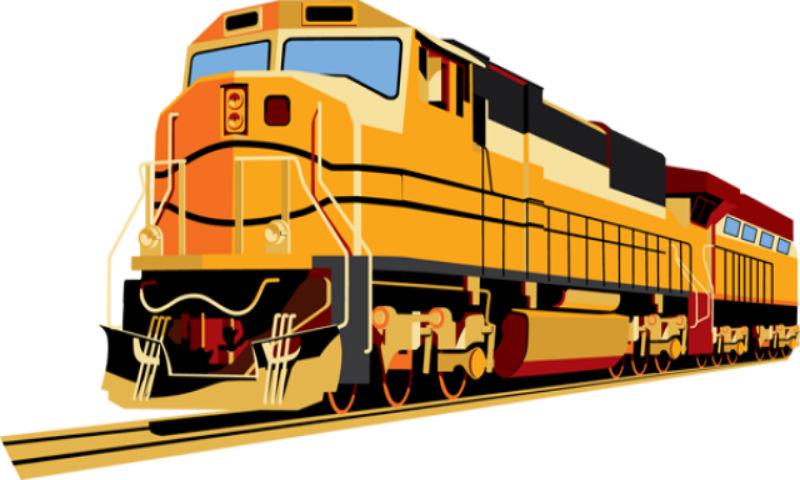 800x480 Freight Train Clipart Locomotive Clipart Cargo Train 7