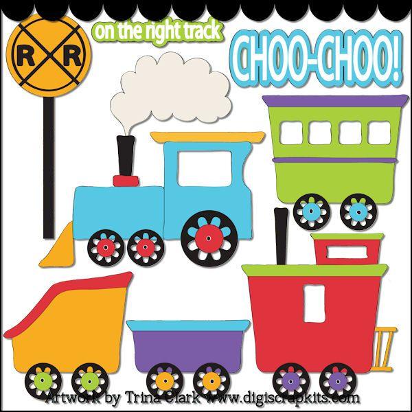 600x600 Free Circus Train Clip Art Train Things 1 Non Exclusive Clip Art