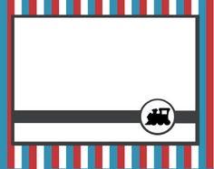236x187 Train Track Border Clip Art