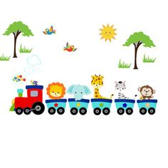 236x236 Train Clip Art , Digital Clipart, Choo Choo Train, Instant