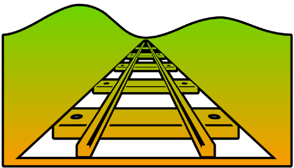 600x343 Absolutely Ideas Railroad Clipart Inspiring Track Google Search