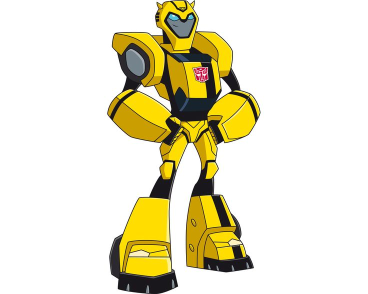 Transformers Cartoon Clipart