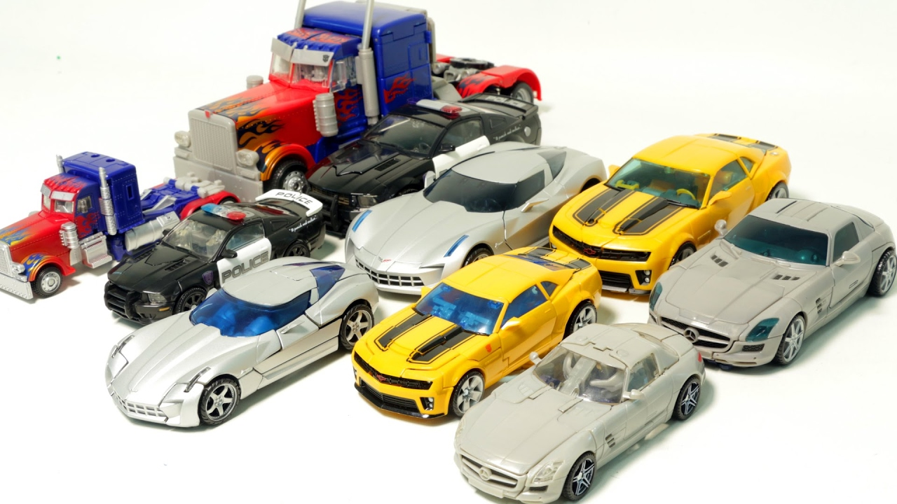 1280x720 Color Transformers Carbot Tobot Megatron Yellow Vehicles Robot Car