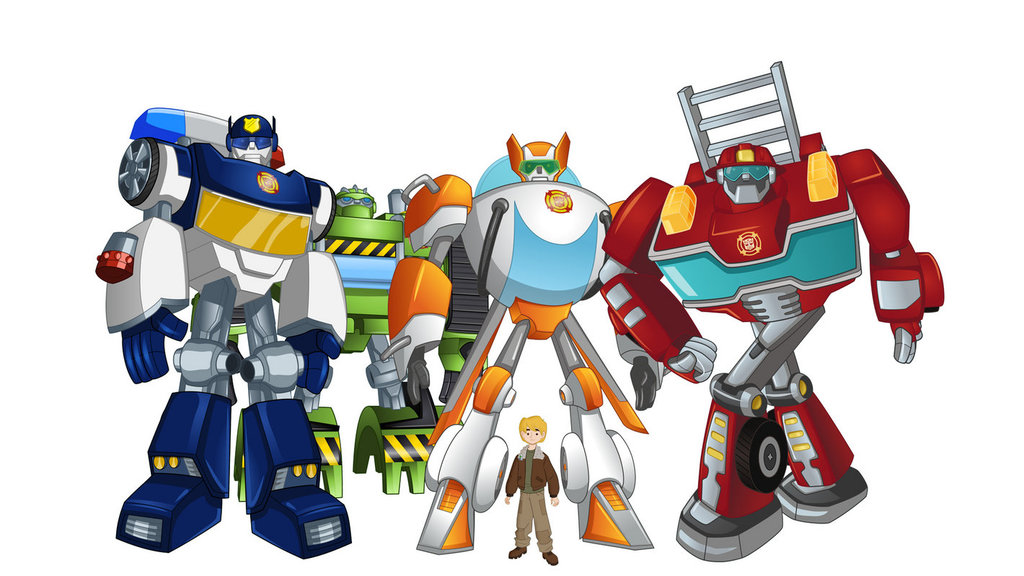 1024x576 Transformers Rescue Bots By Comic Maker 17