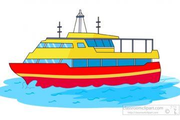 360x240 Ferry Clipart Clip Art