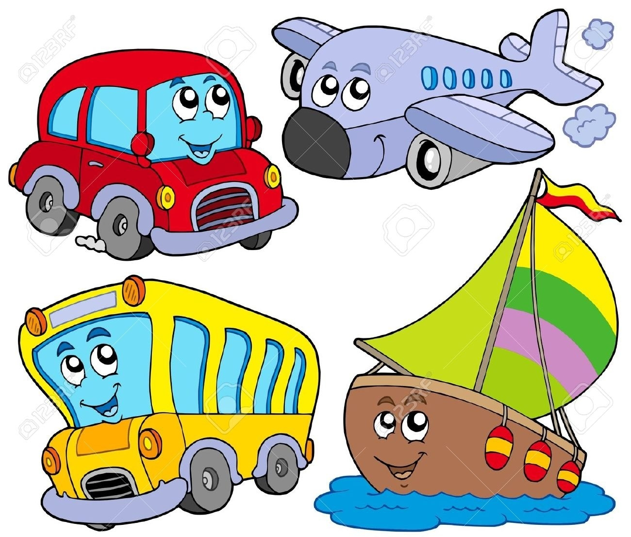 1300x1106 Collection Of Transportation Clipart High Quality, Free