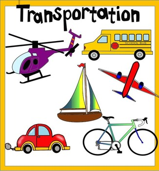 326x350 Transportation Clipart Includes Color And Black Amp White By Mrs Mellor