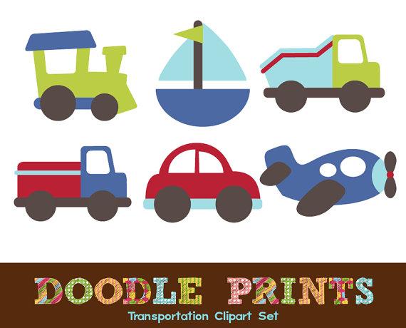 570x460 Cars Clipart Digital Scrapbook Clip Art Printable Transportation