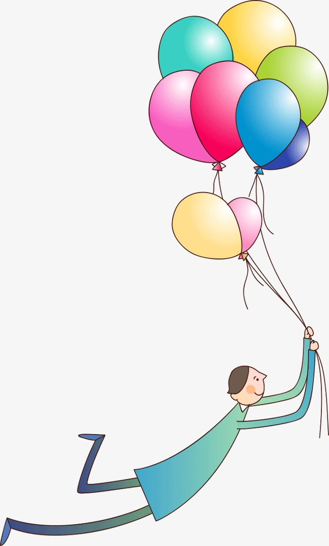 650x1078 Balloon Flying, Balloon, Trapeze, Balloon Clipart Png Image