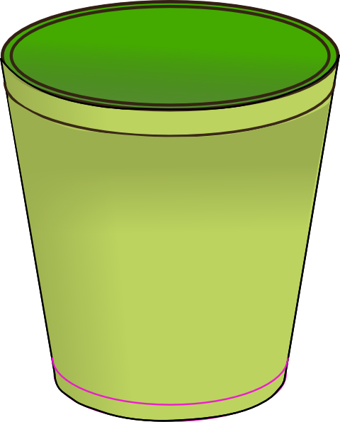 Trash Can Clipart