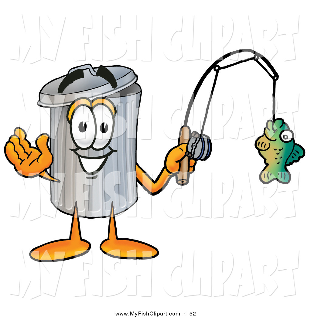 1024x1044 Cliprt Of Cute Garbage Can Mascot Cartoon Character Holding