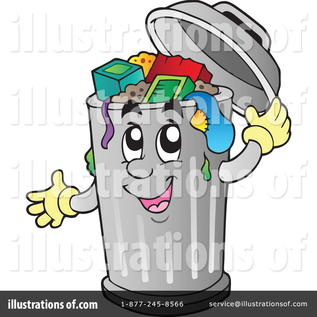 1024x1024 Classroom Trash Can Clipart New At Trend Garbage Drawing 16