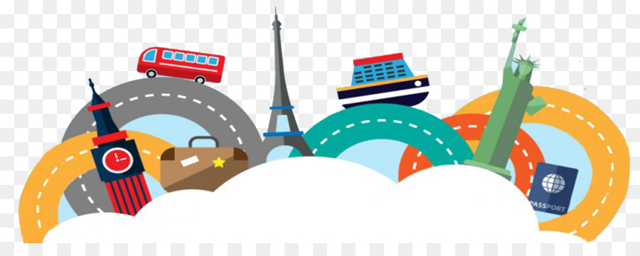 900x360 Travel Desktop Wallpaper Clip Art
