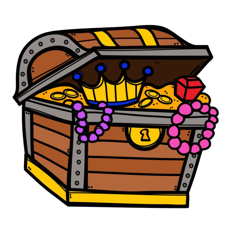 treasure chest clipart at getdrawings com free for personal use rh getdrawings com treasure clipart png treasure clipart black and white