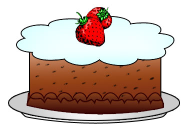 387x262 Sweets Clipart Sweet Food