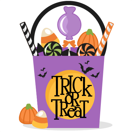 432x432 Trick Or Treat Clipart