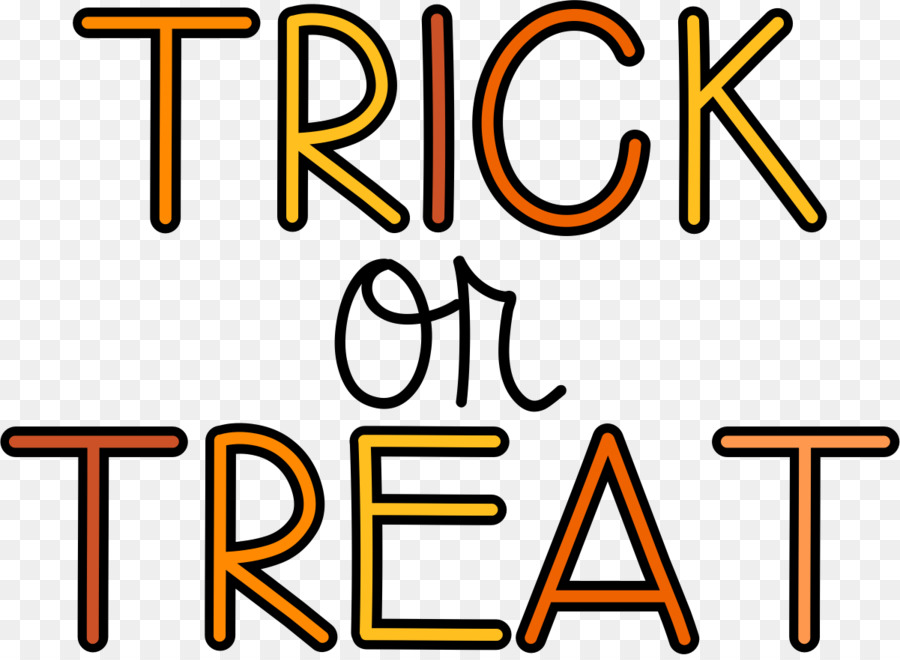 900x660 Trick or treating Halloween Clip art