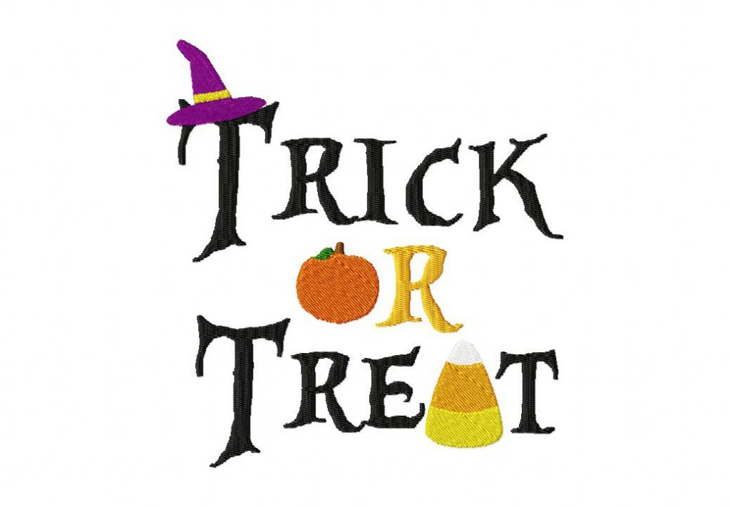 1024x711 Tricks or treats trick or treat word clipart free clip art images