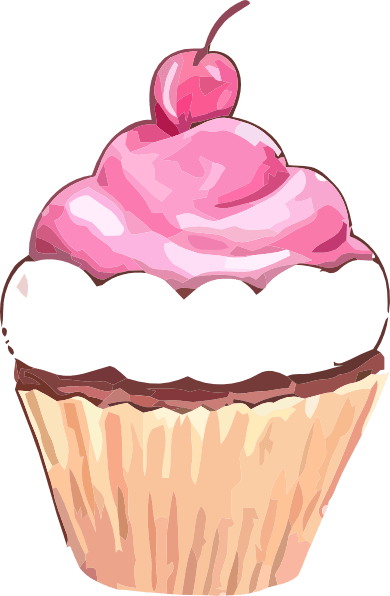 390x596 Collection Of Sweet Treats Clipart High Quality, Free