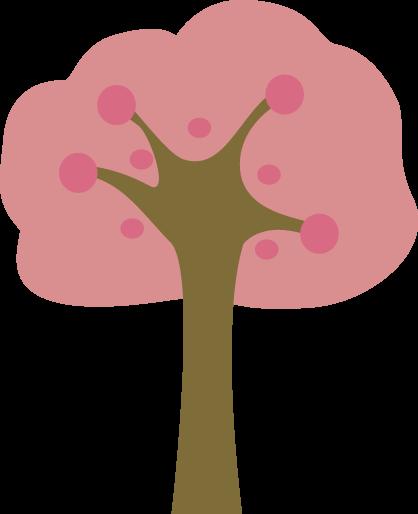 418x514 Tree Clip Art