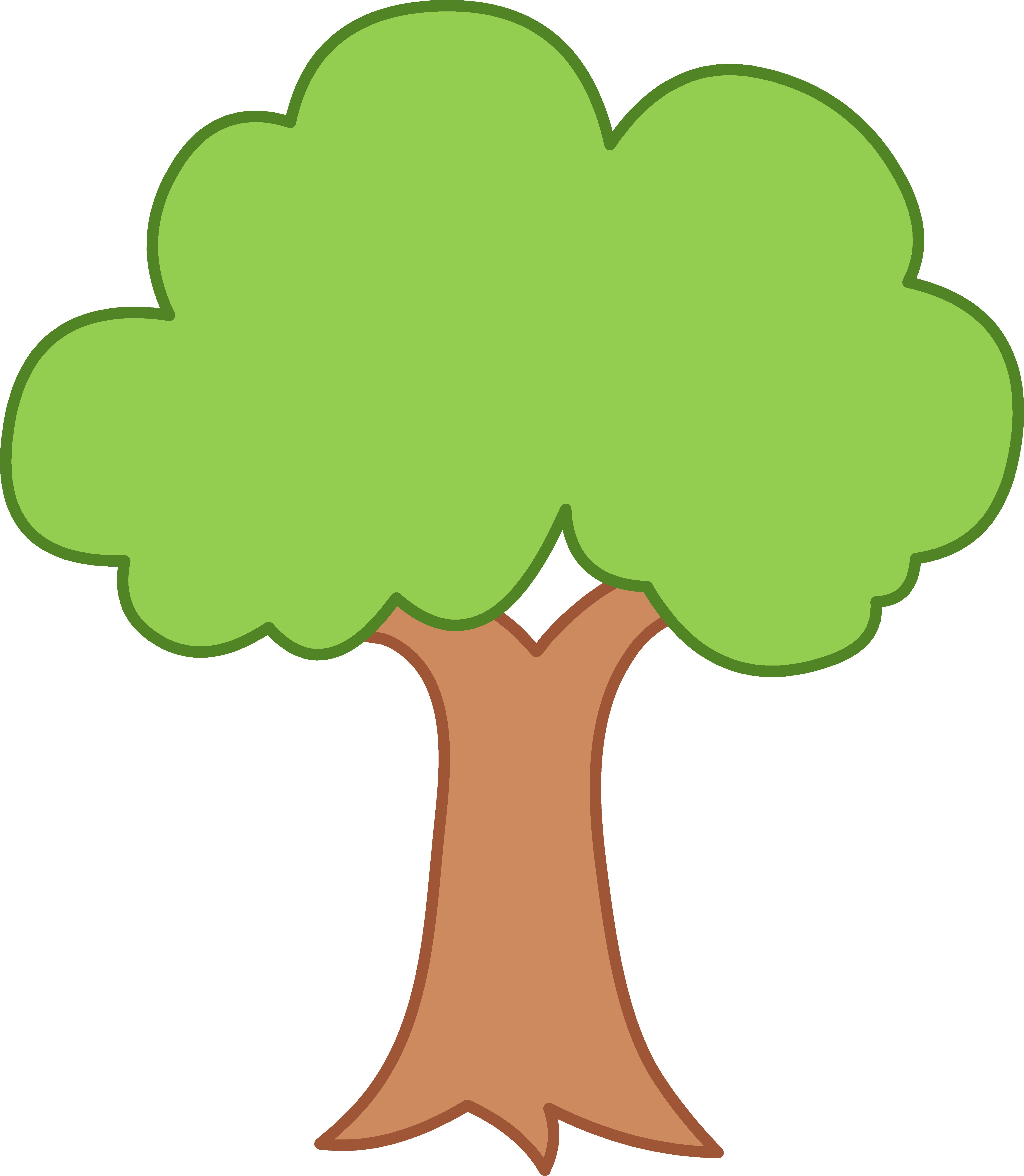 5548x6372 35 Green Tree Clipart. Clipart Panda