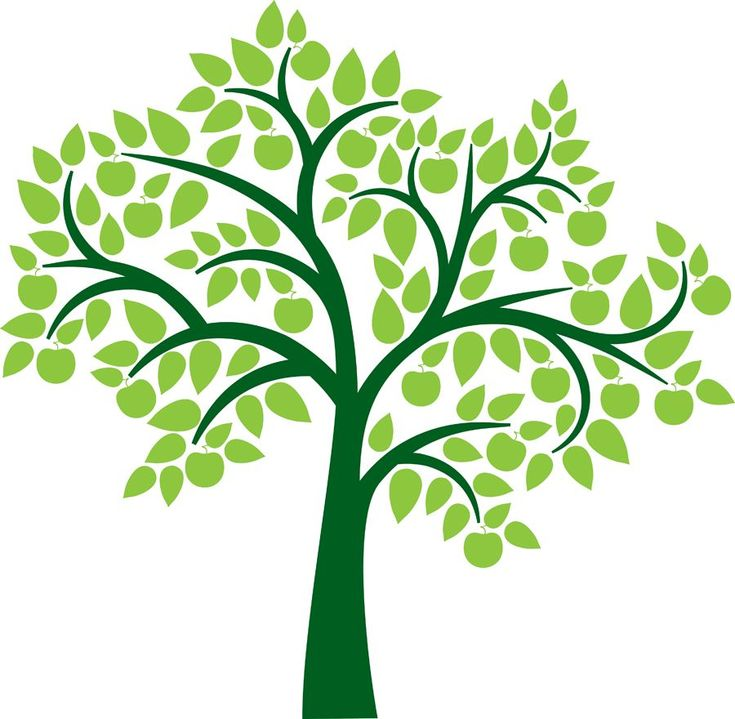 Tree Clipart For Kids