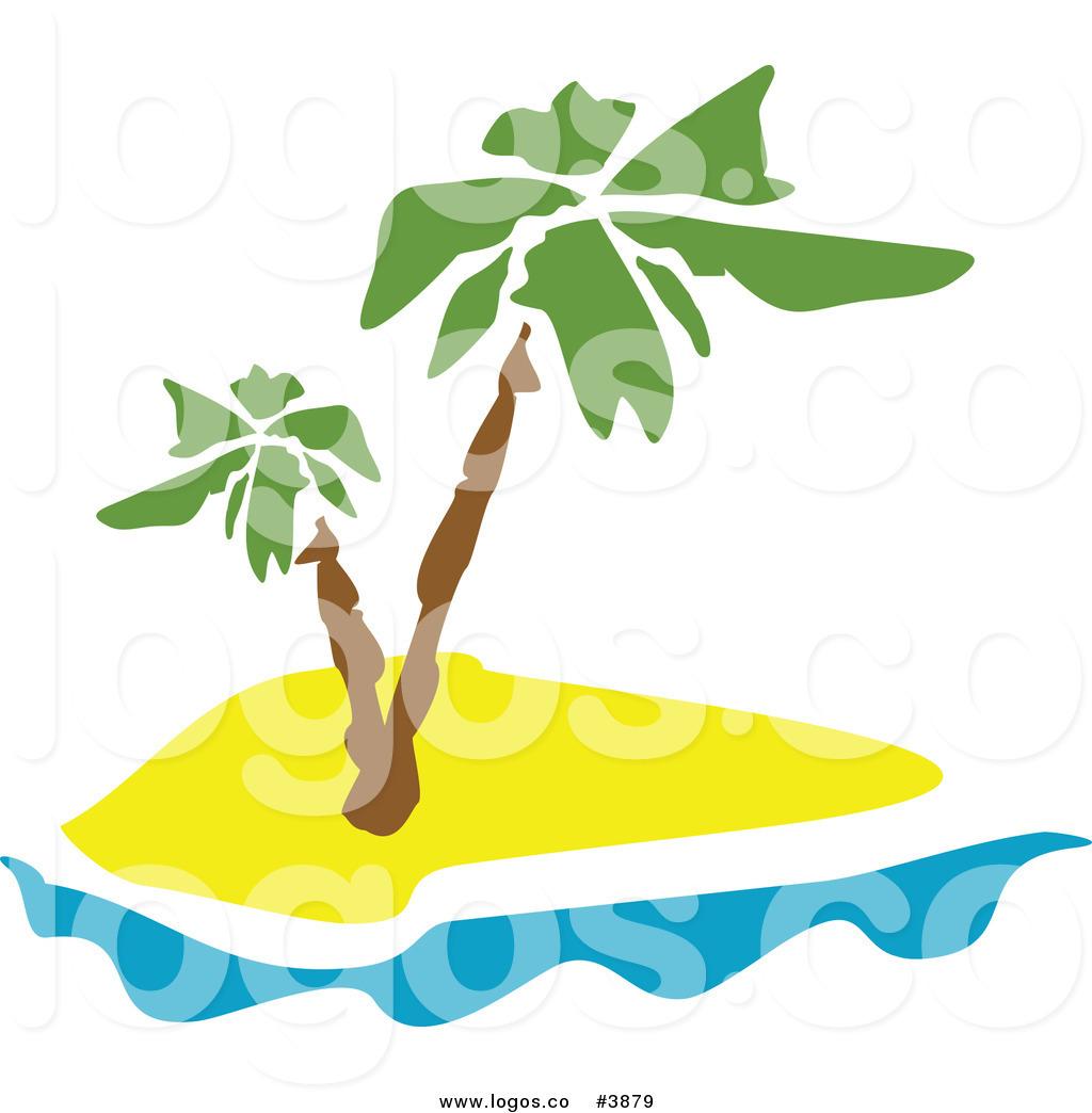 1024x1044 Palm Tree Island Clip Art