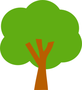 273x298 Trees Green Tree Clip Art