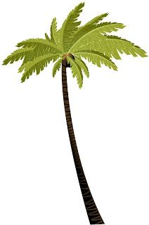 212x320 Two Palm Trees Png Clipart Image Summer Clip
