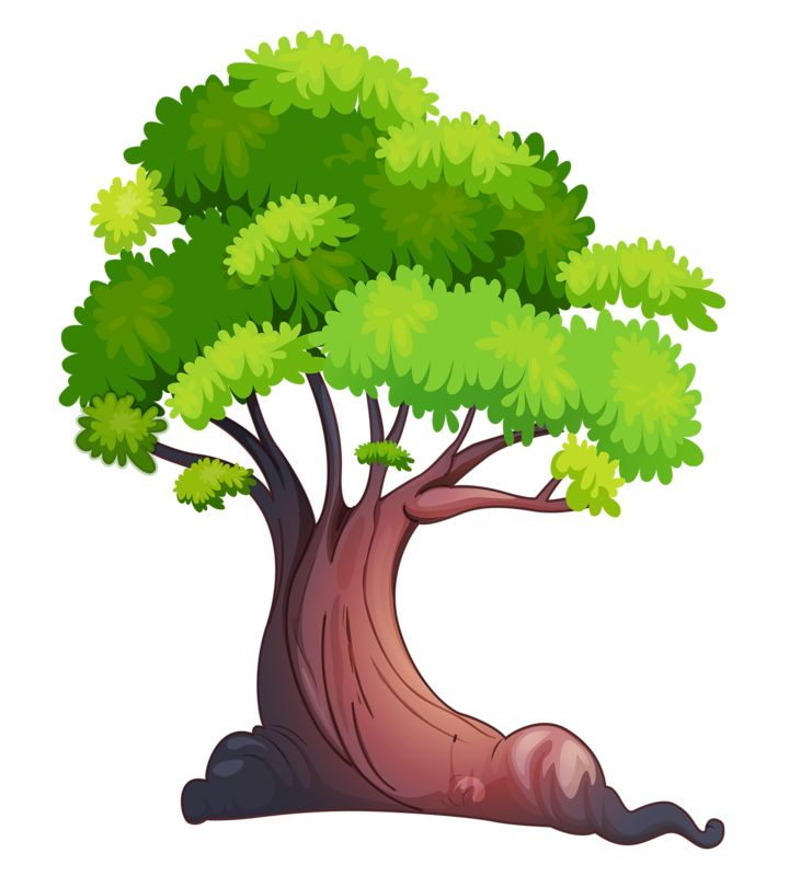Tree House Clipart