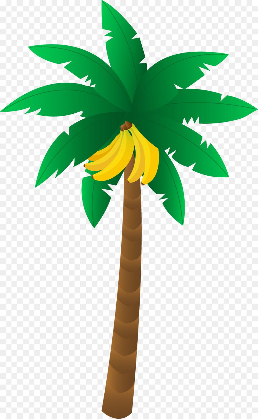 900x1460 Banana Leaf Clip Art