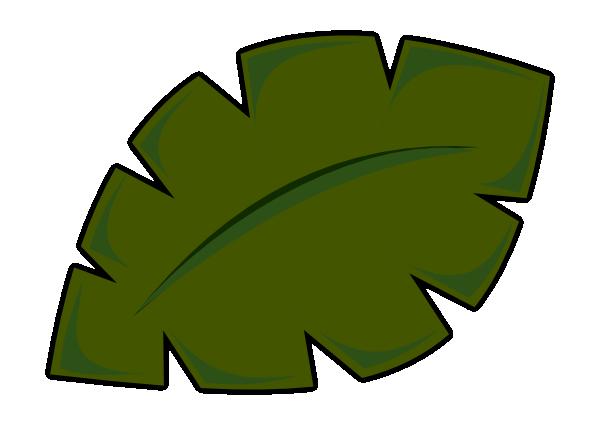 600x425 Palm Tree Leaf Template Leaf Clip Art