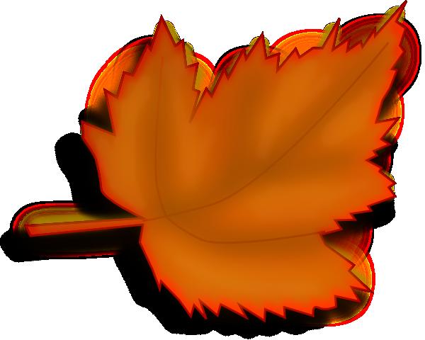 600x480 Tree Leaf Clip Art