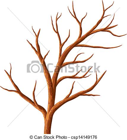 428x470 Collection Of Tree Without Leaves Clipart High Quality, Free