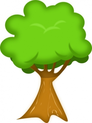 317x425 Free Clipart Images Of Trees